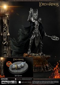 Lord of the Rings Socha 1/4 The Dark Lord Sauron Exclusive Vers