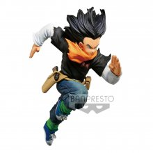 Dragonball Z BWFC PVC Socha Android 17 Normal Color Ver. 17 cm