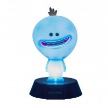 Rick & Morty 3D Icon světlo Mr Meeseeks 10 cm