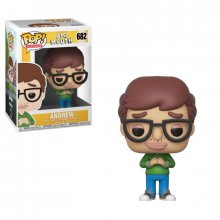 Big Mouth POP! Television Vinyl Figure Andrew 9 cm