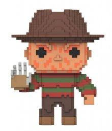 Nightmare On Elm Street POP! 8-Bit Horror Vinyl Figure Freddy Kr