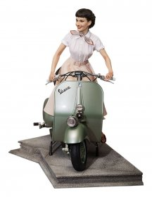 Roman Holiday Socha 1/4 Princess Ann (Audrey Hepburn) & 1951 Ve