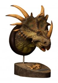 Paleontology World Museum Collection Series Bust Styracosaurus G