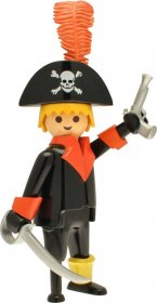Playmobil Nostalgia Collection Figure Pirate 25 cm