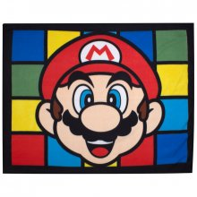 Nintendo fleece deka Retro 120 x 150 cm