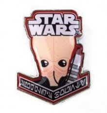 Star Wars POP! Pin Badge Cantina Band Figrin D'an