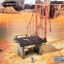 Post Apocalypse ColorED Miniature Gaming Model Kit 28 mm Wastela