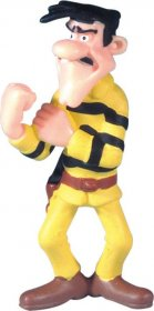 Lucky Luke Figure William Dalton 7 cm