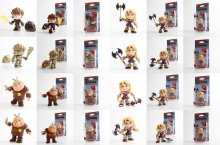 How to Train Your Dragon Action Vinyl mini figurky 8 cm Humans 2