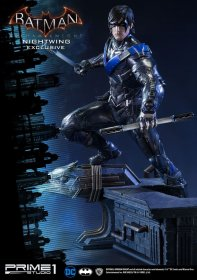 Batman Arkham Knight 1/3 Sochas Nightwing & Nightwing Exclusive