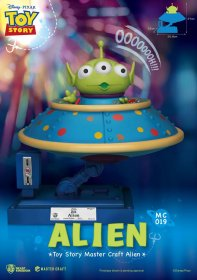 Toy Story Master Craft Socha Alien 26 cm