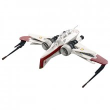Star Wars EasyKit skládací model 1/83 ARC-170 Fighter 10 cm