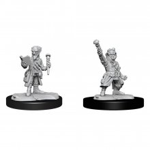 D&D Nolzur's Marvelous Miniatures Unpainted Miniatures Gnome Art