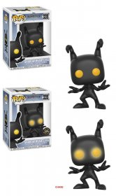 Kingdom Hearts POP! Disney Figures Heartless 9 cm prodej v sadě