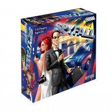 Spyfall Card Game *English Version*