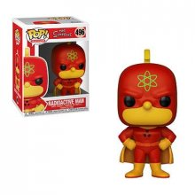 Simpsons POP! TV Vinylová Figurka Radioactive Man 9 cm