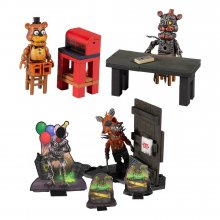 Five Nights at Freddy's Micro Stavebnice Wave 6 Assortment