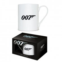James Bond hrnek 007 Logo