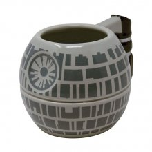 Star Wars 3D Shaped Hrnek Death Star