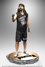 Pantera Rock Iconz Socha Vinnie Paul 22 cm