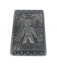 Fallout Replica Perc Card Perception