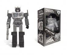 Transformers Akční figurka Super Cyborg Optimus Prime Black 30 c
