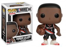 NBA POP! Sports Vinyl Figure Damian Lillard (Portland Trail Blaz
