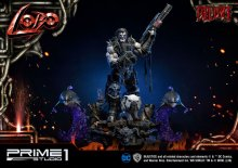 Injustice Gods Among Us Socha 1/3 Lobo Deluxe Version 98 cm