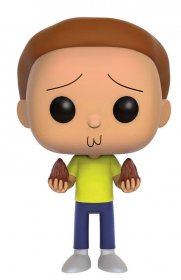 Rick a Morty POP! Animation Vinylová Figurka Morty 9 cm