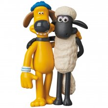 Shaun the Sheep UDF Aardman Animation #2 mini figurka Shaun & Bi