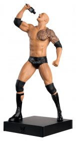 WWE Championship Collection 1/16 The Rock 16 cm