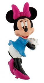 Disney Mickey Mouse & Friends Figure Minnie Valentine 7 cm