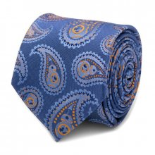Star Wars Tie BB-8 Paisley Blue