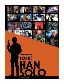 Star Wars Icons Book Han Solo