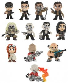 Mad Max Fury Road Mystery Minis Vinyl mini figurky 6 cm Display
