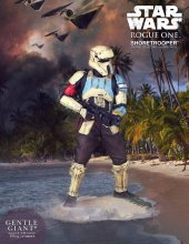 Star Wars Rogue One Collectors Gallery Statue 1/8 Shoretrooper 2