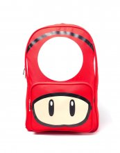 Nintendo Backpack Mushroom Placed Print