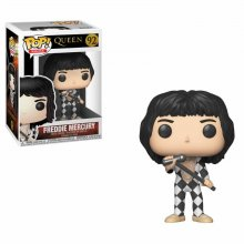 Queen POP! Rocks Vinylová Figurka Freddy Mercury 9 cm