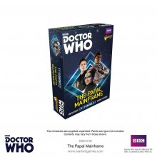Doctor Who Exterminate! Miniatures The Papal Mainframe *English