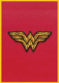 DC Comics Quilled Greeting Card Wonder Woman