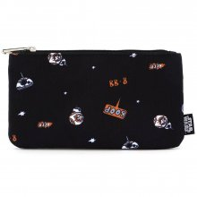 Star Wars by Loungefly Coin/Cosmetic Bag BB-8