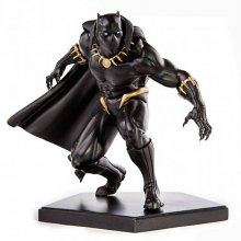 Marvel Comics soška 1/10 Black Panther 15 cm Iron Studios