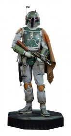 Star Wars Legendary Scale Socha 1/2 Boba Fett 104 cm