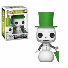 Nightmare before Christmas POP! Movies Vinylová Figurka Snowman