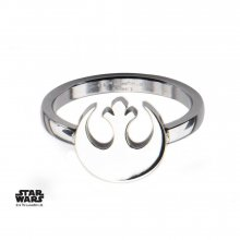 Star Wars Ring Rebel Alliance Symbol Size 07