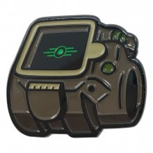Fallout Odznak Vault-Tec Glow In The Dark Logo Limited Editio