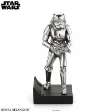 Star Wars Pewter Collectible Socha Stormtrooper 15 cm
