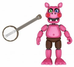 Five Nights at Freddy's Pizza Simulator Action Figure Pigpatch 1