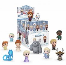 Frozen II Mystery mini figurky 5 cm Display (12)