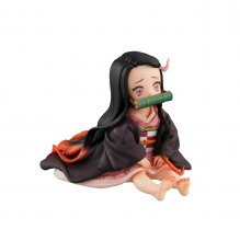 Demon Slayer Kimetsu no Yaiba G.E.M. PVC Socha Nezuko Palm Size